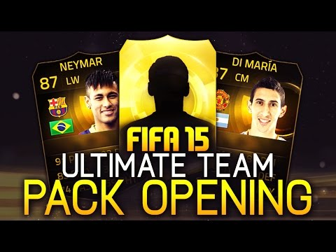 Fifa 15 Ultimate Team - Pack Opening Hunt For If Neymar - If Costa - Fifa 15 Ultimate Team video