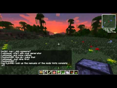 Minecraft Voltz Server!