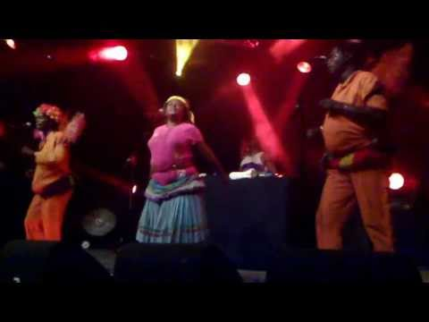 Zomerparkfeest 2012 - Shangaan Electro (Live @ Zomerparkfeest, August 3, 2012, Venlo)