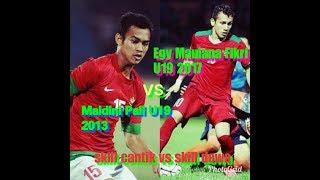 Full skill timnas U19 2013 VS U19 2017 Semoga Egy Maulana tidak Bernasip Buruk Seperti Maldini Pali