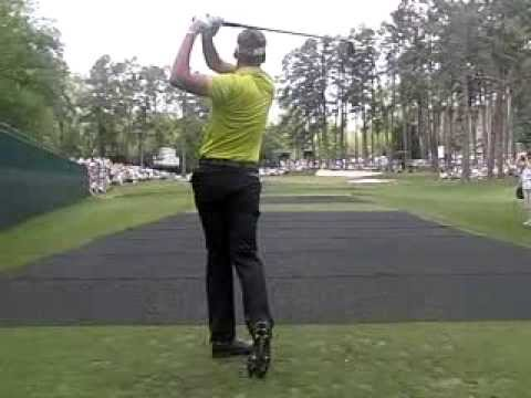 Ian Poulter 2015 Masters