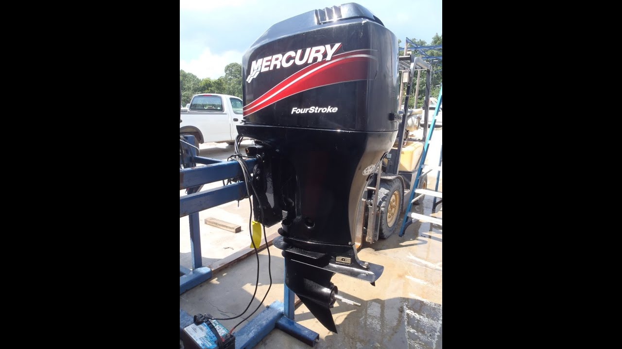 90hp 4 stroke outboard motor for sale autos post for Mercury 90 hp outboard motor