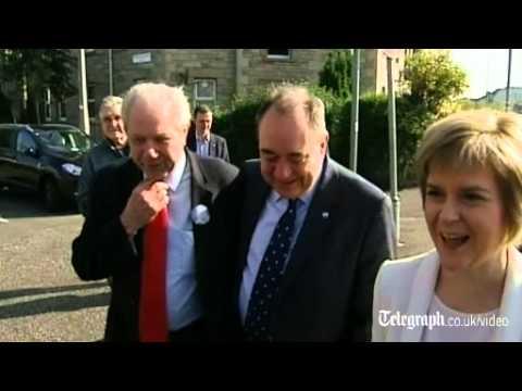 Alex Salmond: Westminster 'scaremongering' not working