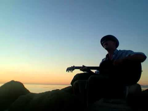 Chris Rene Music Video, Singing 'So Confused' by the Beach with Guitar - ChrisReneFanSite.com