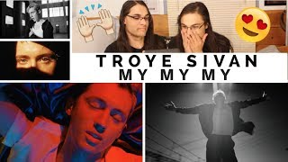 Download Lagu TROYE SIVAN - MY MY MY! I OUR REACTION! // TWIN WORLD Gratis STAFABAND