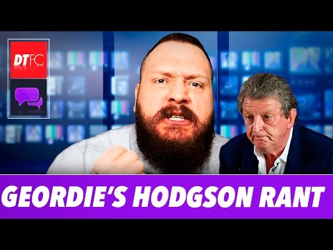 Roy Hodgson Quits As England Manager | True Geordie Twitter Reacts