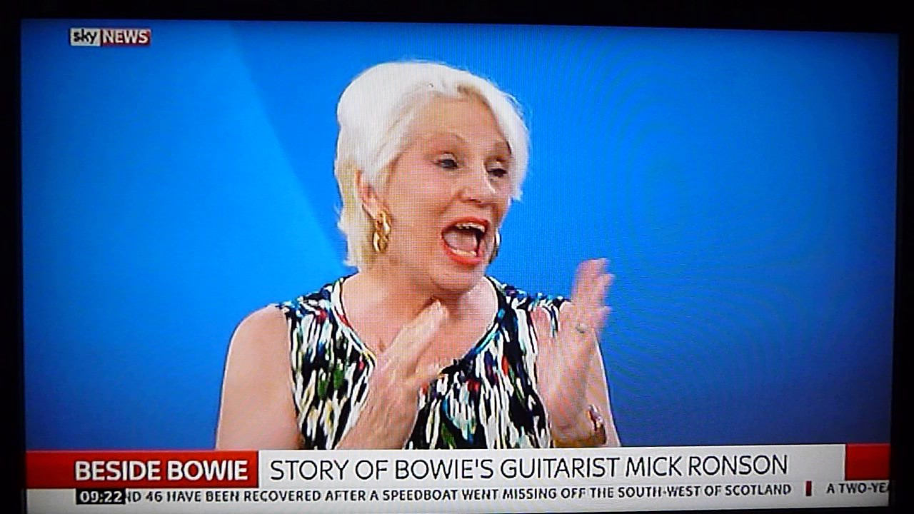 Angie bowie 2012