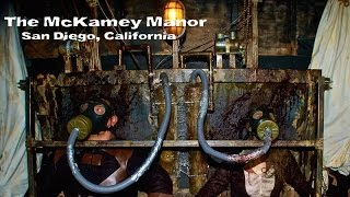 """The Scariest Haunted House """" The McKamey Manor"""""""