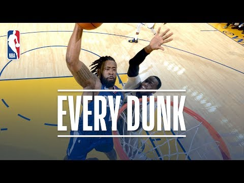 Lauri Markkanen, Gary Harris, and Every Dunk From Wednesday Night | January 10, 2018