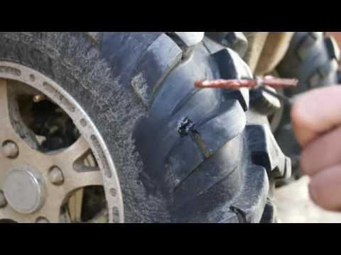 Как заклеить бескамерное колесо своими руками 76