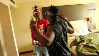 Diamond Platnumz - Rehersal Glocafawards Abuja/Nigeria 2017 (Day 2)