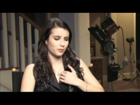 Scream 4 Interview - Emma Roberts