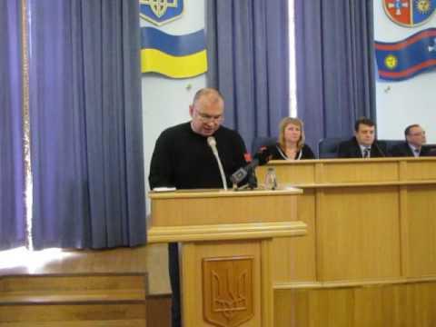 Вінницька облрада підтримала звернення свободівця Олексія Фурмана щодо розвитку українознавства на Вінниччині