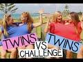 Twin v Twin Challenge | Teagan & Sam