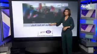 "#أنا_أرى :  يمنيون في امريكا يهتفون ""يا سلمان دوس دوس"""