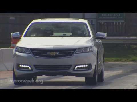 Road Test: 2014 Chevrolet Impala