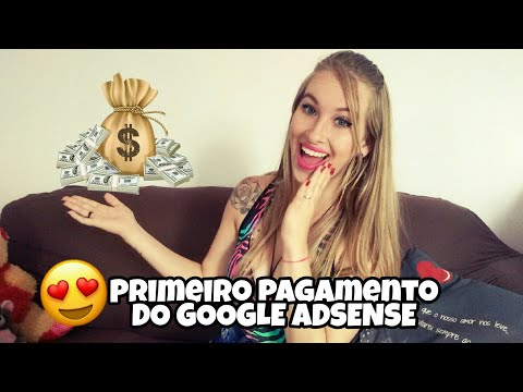 PRIMEIRO PAGAMENTO DO YOUTUBE - QUANTO GANHEI ?