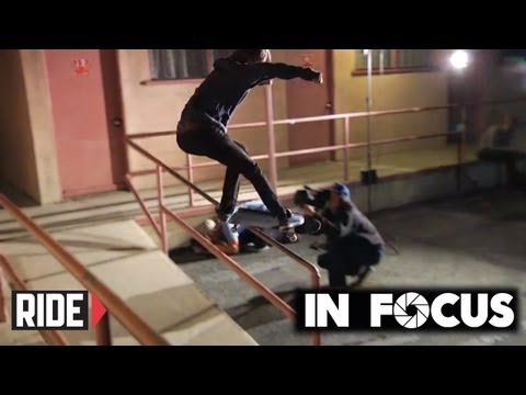 How To: Light up Skate Spots at Night with Chris Thiessen - In Focus (Part 1 of 2)