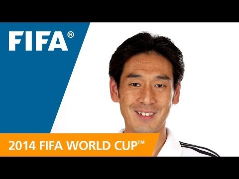 Referees at the 2014 FIFA World Cup™: YUICHI NISHIMURA