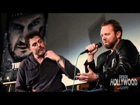 The Grey: Joe Carnahan, Director/Writer (Infierno Blanco)