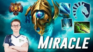Miracle Morphling | Raging waters! | Dota 2 Pro Gameplay