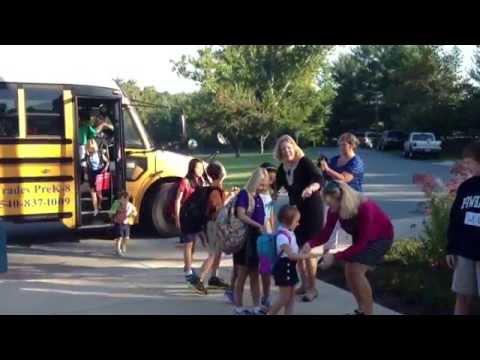 Back to School ~ Powhatan School - 08/27/2014