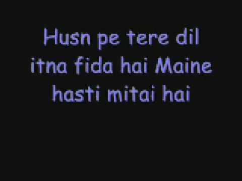 You Get Me Rocking with Lyrics ~ Billu Barber