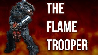 The Flame Trooper - Fallout 4 Builds - Best Flamer Build