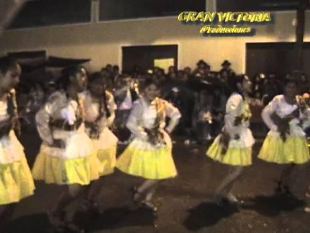 Carnaval betanceño 2012 - Comparsa los