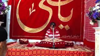 Imam Ali (a.s) Qasida | Mere Maula Mein Likun Teri Fazilat Kaise