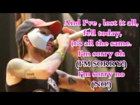 Hollywood Undead - Black Dahlia Lyrics FULL HD