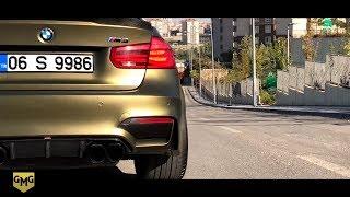 Download Lagu BMW M3 Matte Gold Black Kaplama /// BMW M4 Renk Değiştiriyor !!! (GMG GARAGE) Gratis STAFABAND