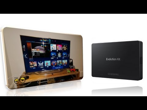 Samsung Evolution Kit Review:  Best way to upgrade your TV
