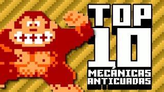 Top 10 Mecánicas de videojuegos obsoletas