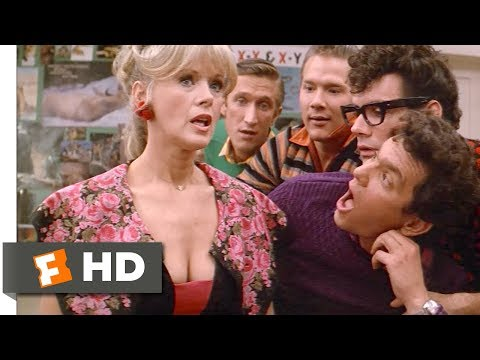 Grease 2 (4/8) Movie CLIP - Reproduction (1982) HD