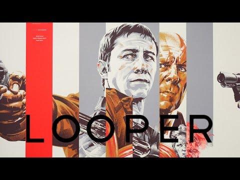 Rian Johnson's Looper - A Star Wars Comparison
