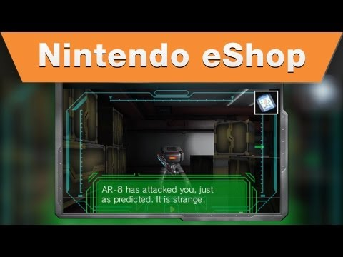 Nintendo eShop - The Starship Damrey Trailer