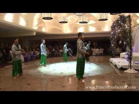 Saeema + Zubairs Wedding Bollywood Dance