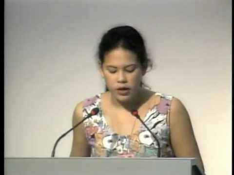 Severn Cullis-Suzuki at Rio Summit 1992