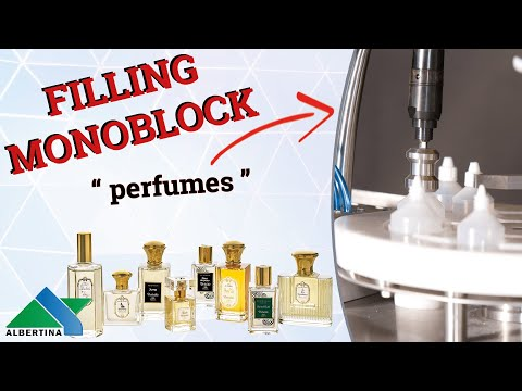Albertina - Filling and capping monoblock Pharmline SA