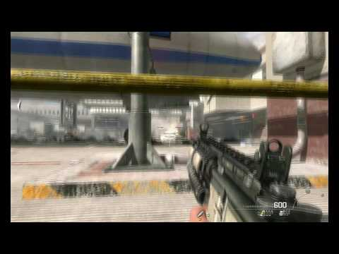 COD6 gameplay single player TERMINAL HD