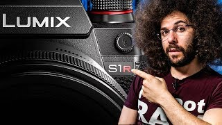 Panasonic CHALLENGES Nikon, Sony, Canon with 2 FULL FRAME Mirrorless Cameras | S1 and S1R Preview