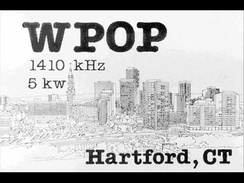 1410 WPOP Hartford, Connecticut