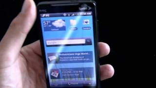 HTC Evo 4G Review - Hardware