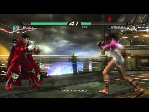 Tekken 6 Jin Kazama Vs Raven, Asuka, Christine (ULTRA HD) [Not pro gaming]