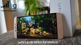 LeTV Le 1S video recenzija - BalkanGadgets (LeTV 1S Review- English subtitles)