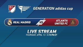Реал Мадрид до 17 : Атланта до 17