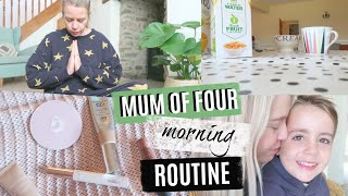MORNING ROUTINE | MUM OF FOUR