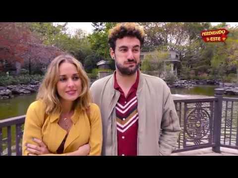 Perdiendo El Este – Españoles Alrededor del Mundo -  Silvia Alonso y Miki Esparbé