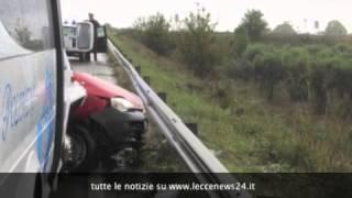 Leccenews24 - Cronaca: incidente mortale a Muro leccese per una 26enne
